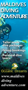 Maldives Diving Adventure